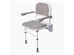 RA-BS012 Shower seat with armrest and backrest