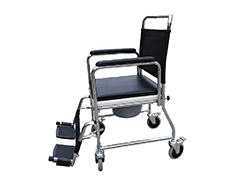 RA-CC001 Mobile Commode Chair